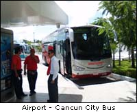 Cancun Airport Bus