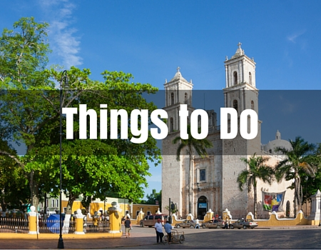 Things to Do Valladolid