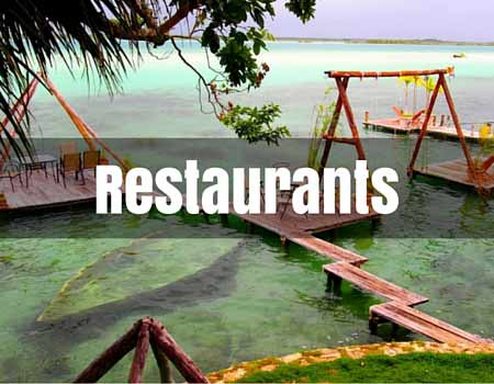 Restaurants in Bacalar