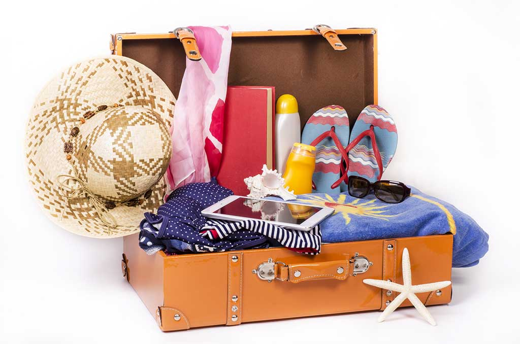 What to pack for Mexico vacation