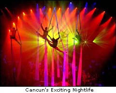 Cancun Nightlife Clubs Discos