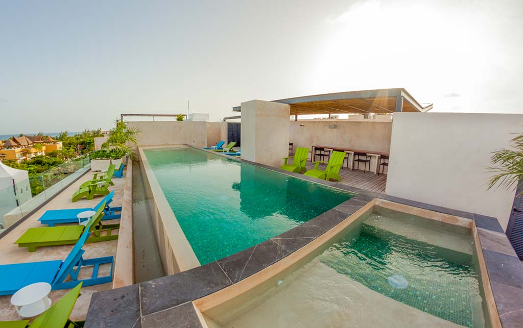 Happy Address Vacation Rental Playa del Carmen Mexico