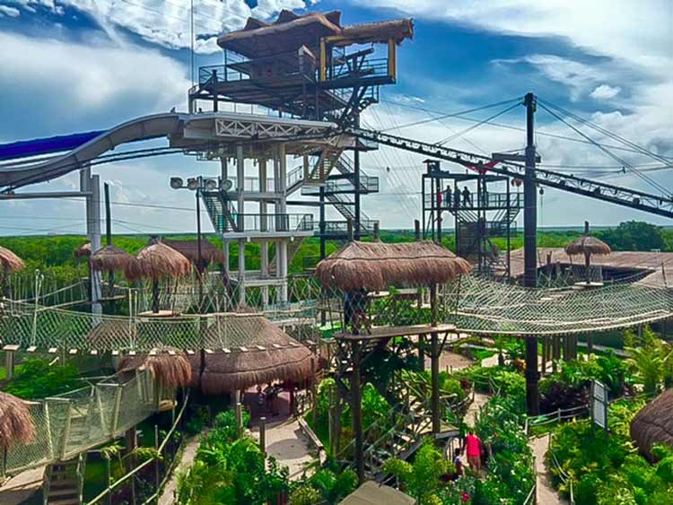 Ventura Park Cancun Water Park