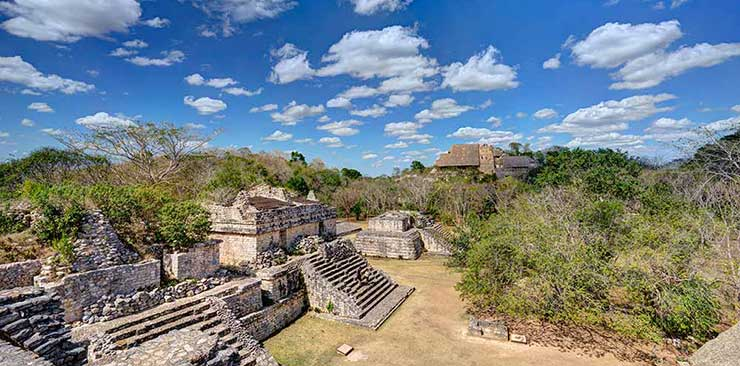 Chichen Itza vs Coba Tour Mexico